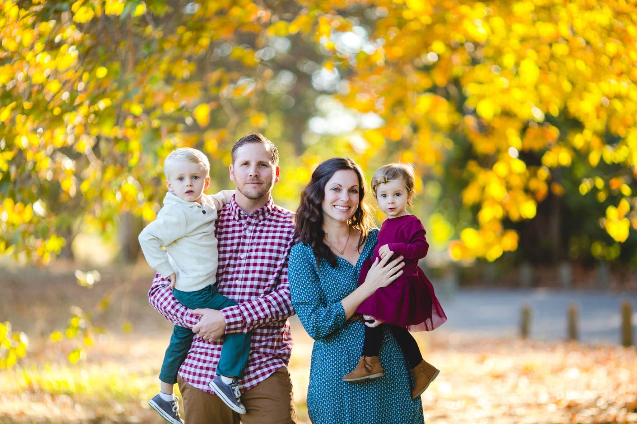 SLO family photos