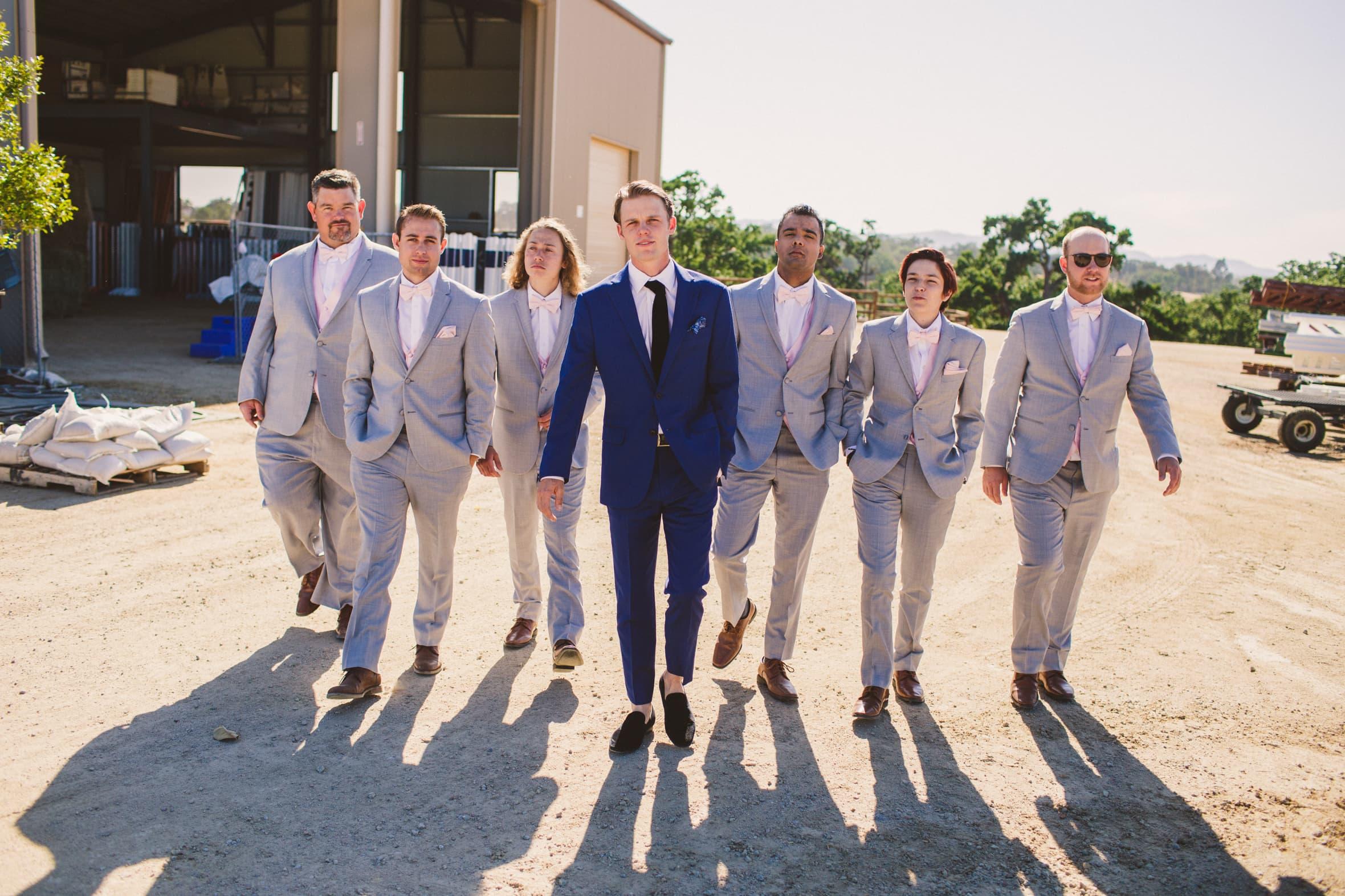 Paso Robles wedding photographer