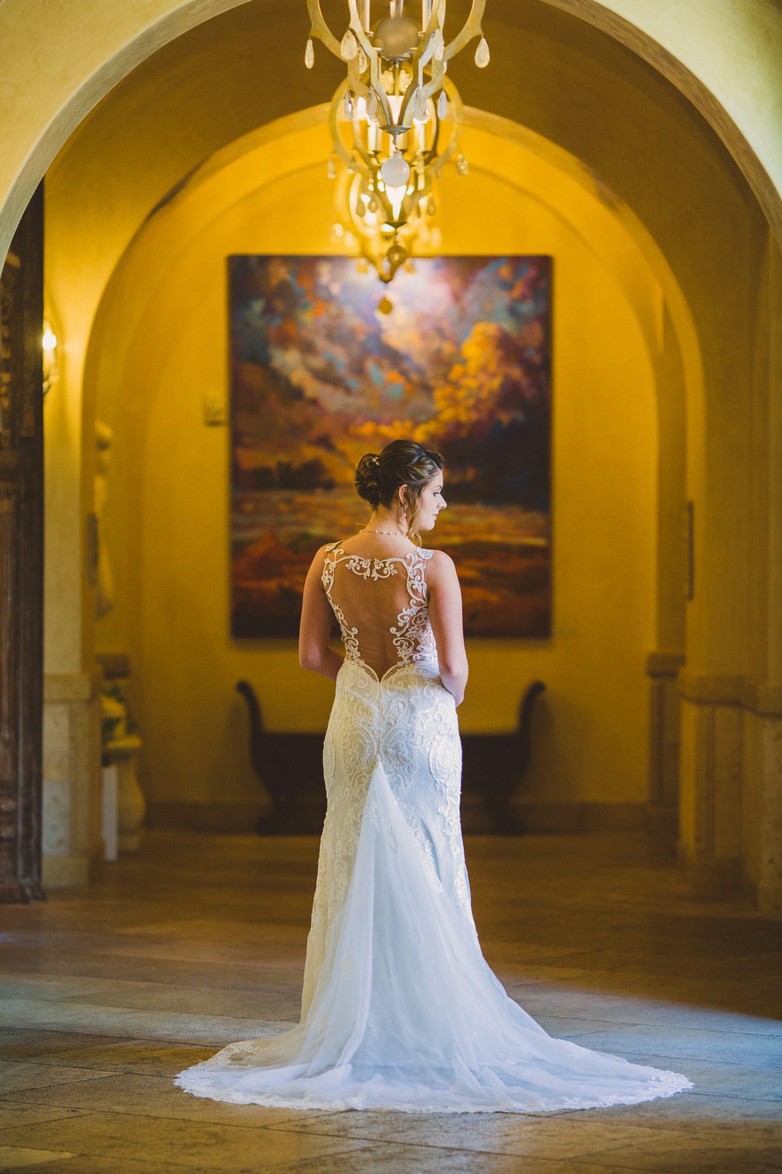 Allegretto Hotel wedding