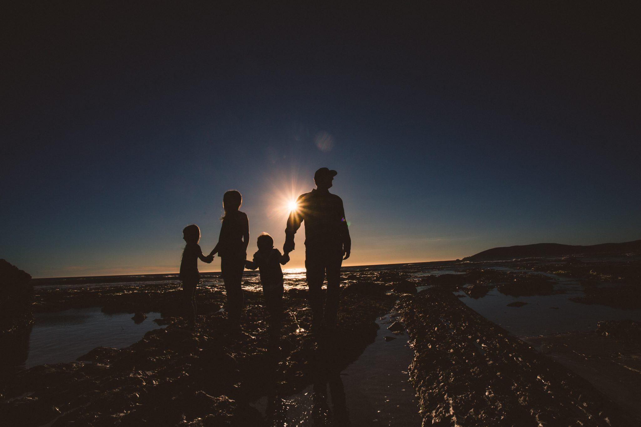 epic family photo