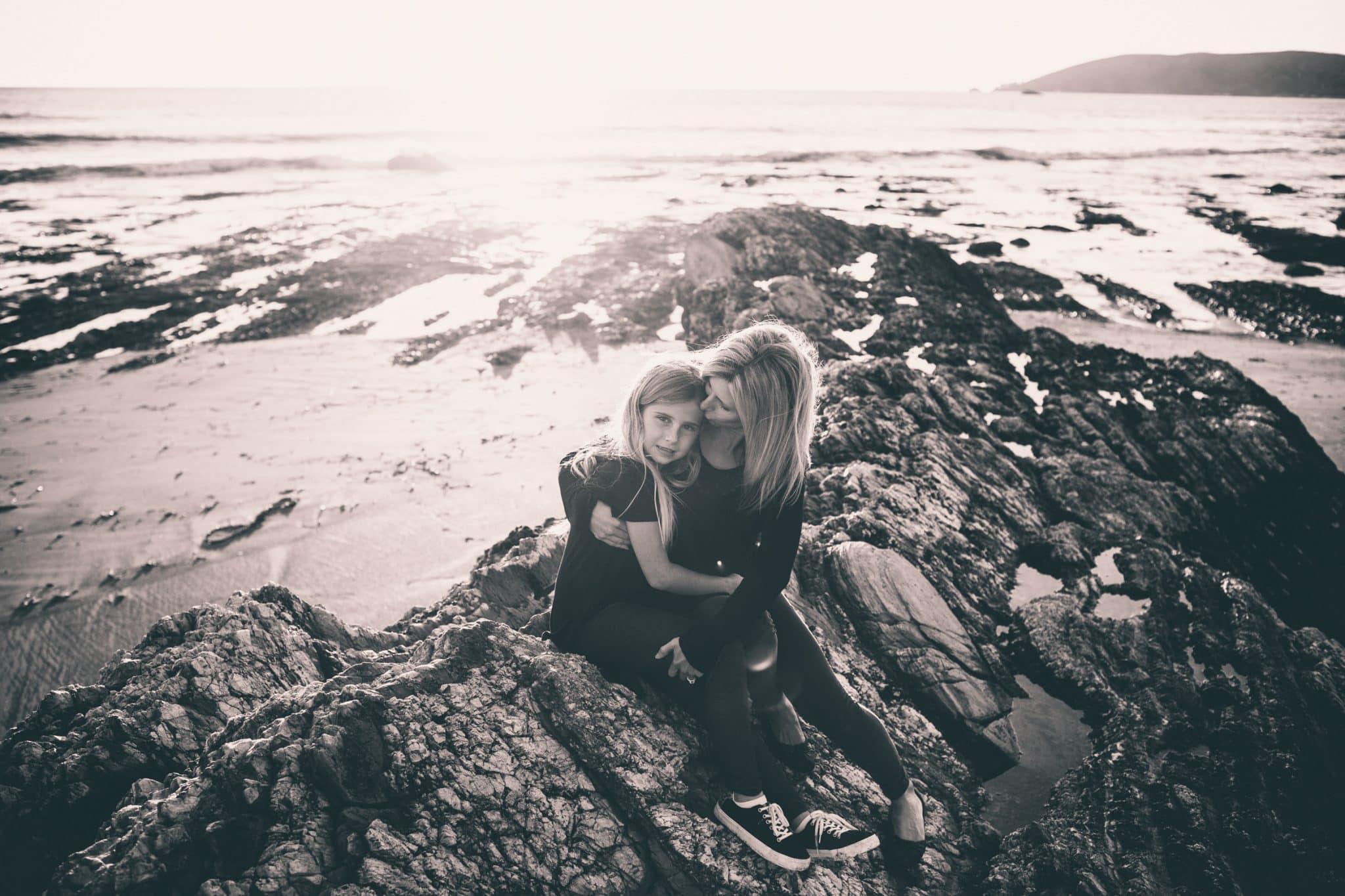 family photography shell beach