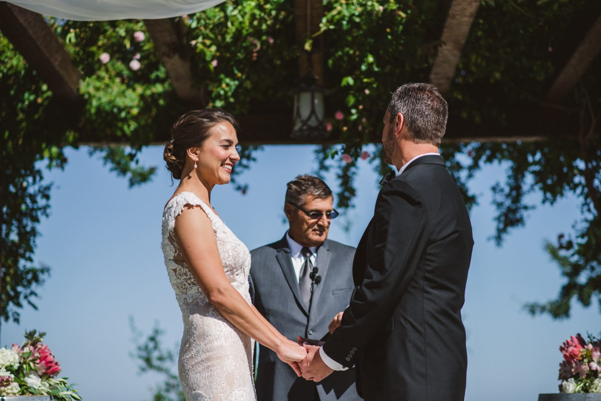 Croad Vineyard Wedding