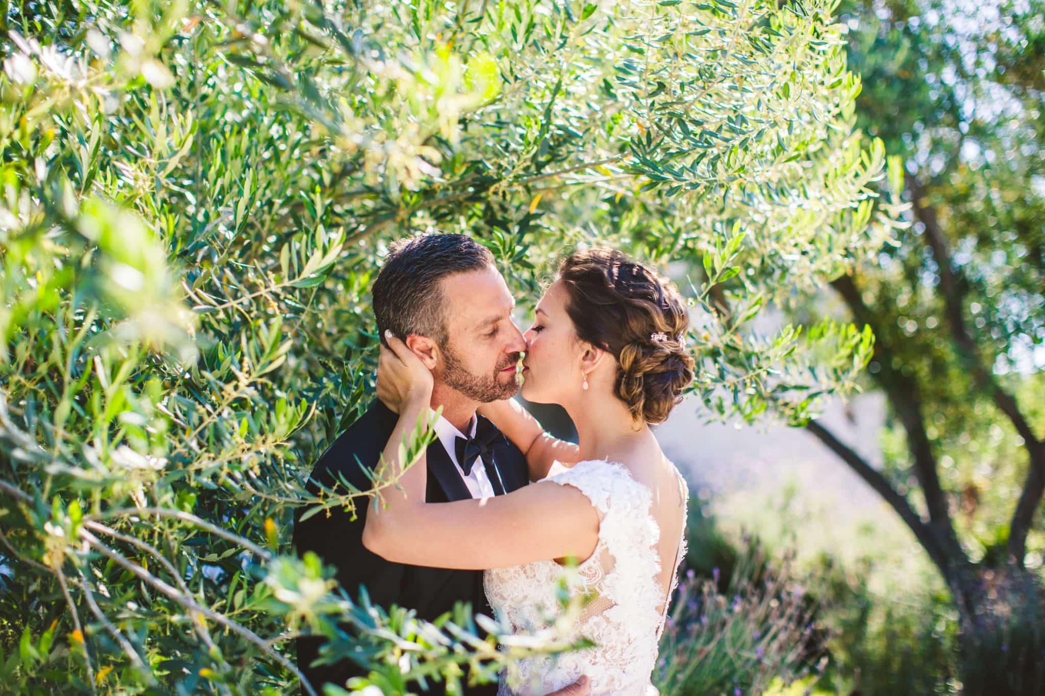 Croad vineyard wedding photos