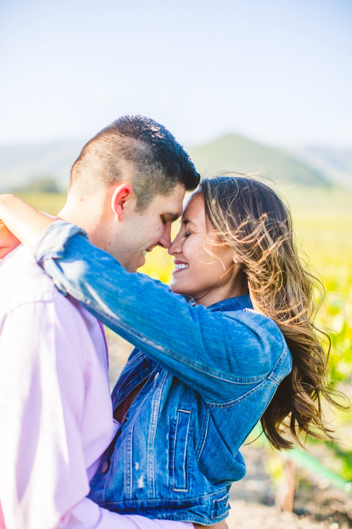 Tolosa Winery Engagement Photos