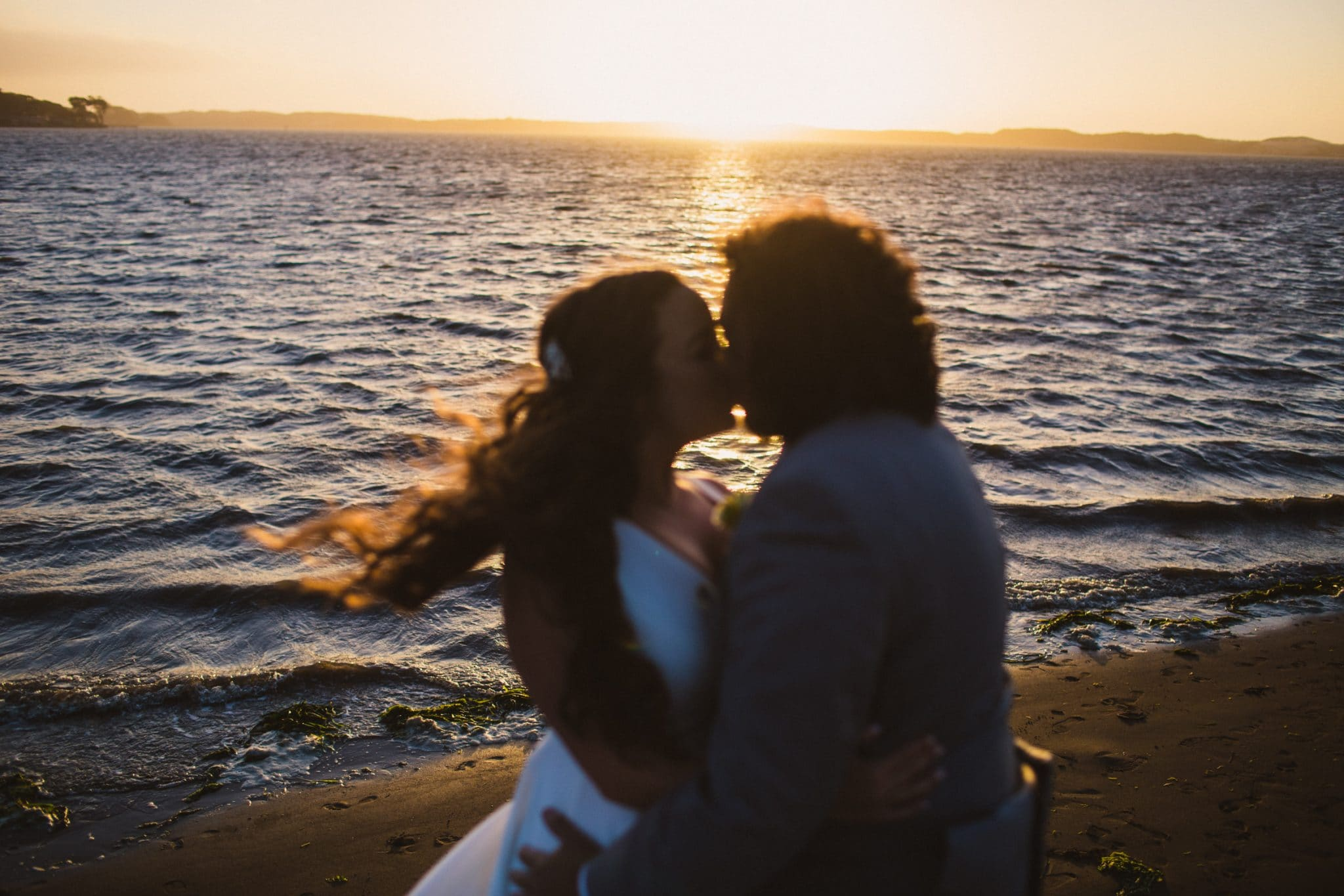 Los Osos Wedding Back Bay Inn