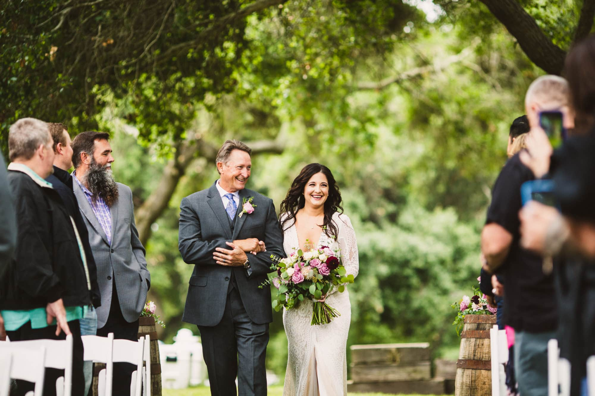 Huasna Valley Wedding