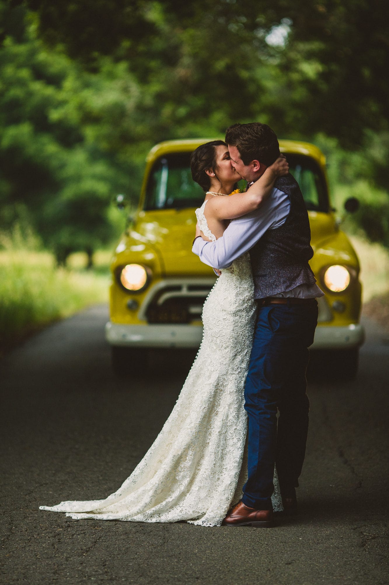 thousand hills ranch wedding photos