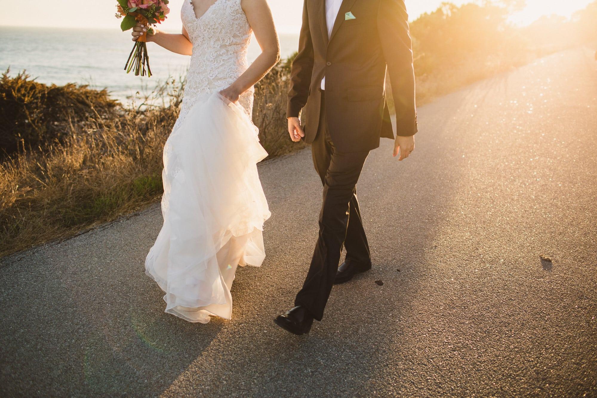 Port San Luis Lighthouse Wedding