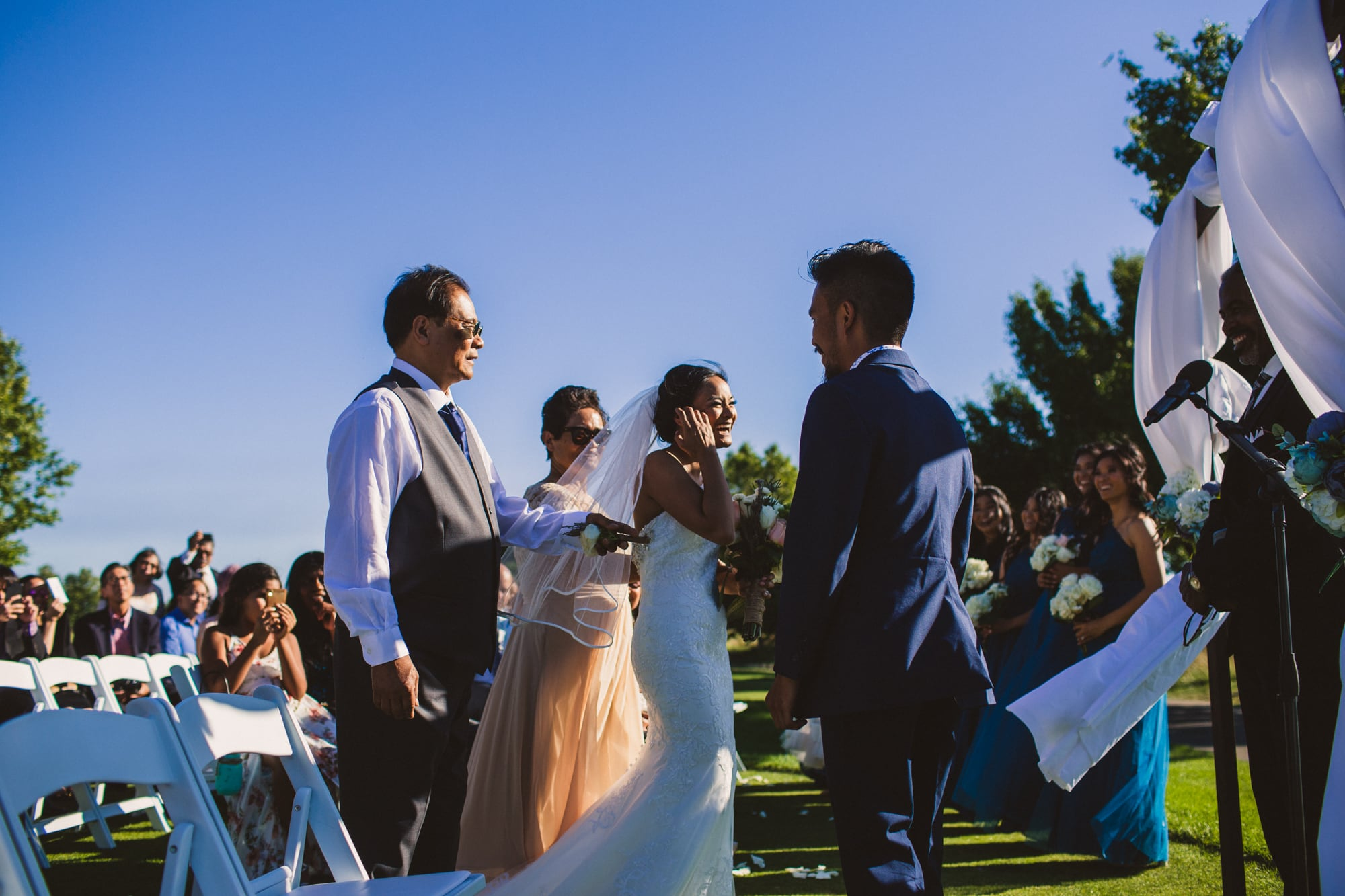The Reserve at Spanos Park Wedding