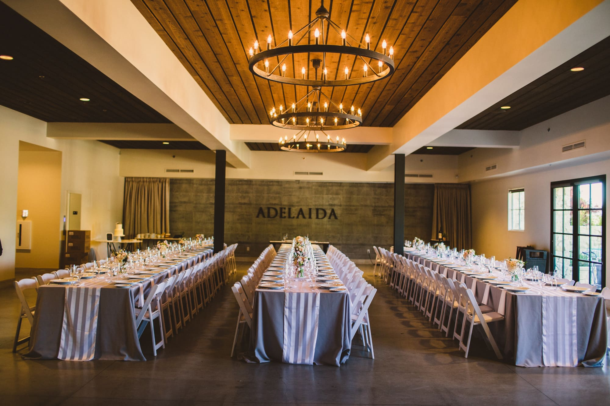 Adelaida Winery Wedding