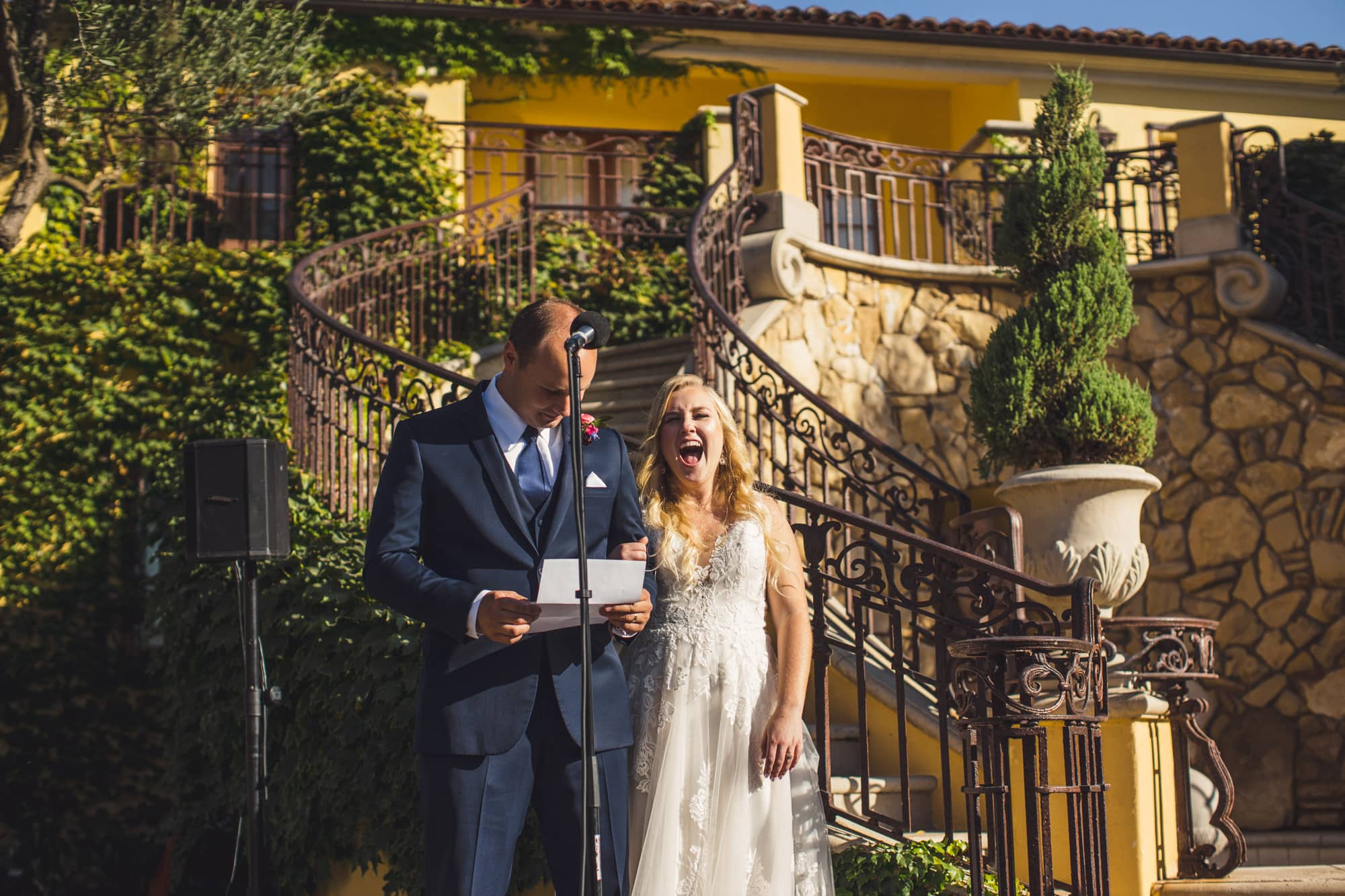 Calipaso Inn Wedding