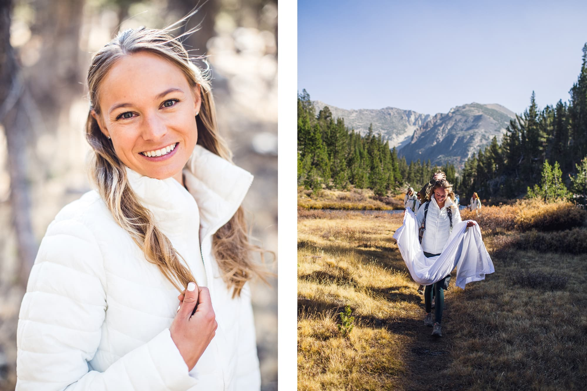 Mammoth Lakes Elopement